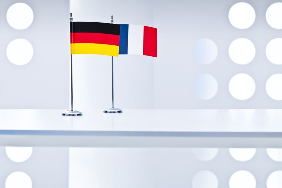 Cooperation between Germany and France