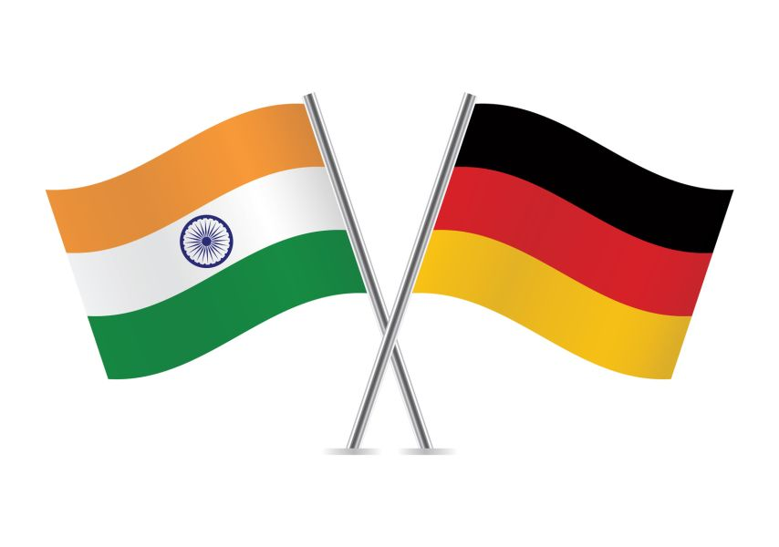 Cooperation between Germany and India