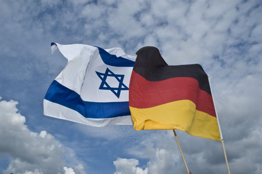 Cooperation between Germany and Israel