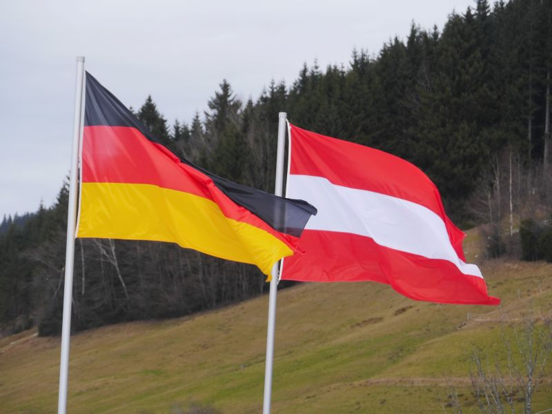 Cooperation between Germany and Austria
